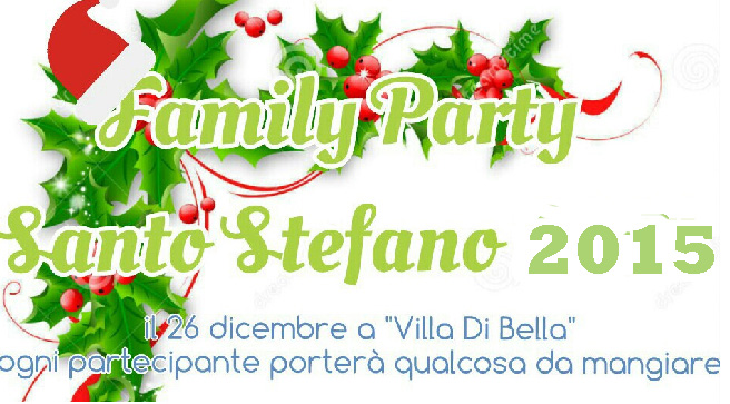 Il Natale di Family Party